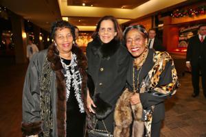 Sandra Murdock, Bettye Reed, Mary Polk