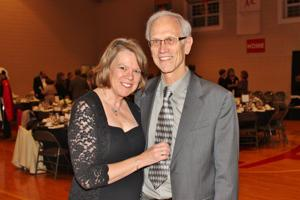 Julie and Bud Carlson