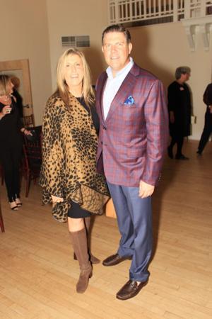 Anne Marie and Matt Shoemaker