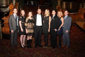 Event Committee Chris Trumerman, Eileen Sokolowski, Leah Coady, Woody Theis, Katy Breen, Scott Chartrand, Shannon Beube