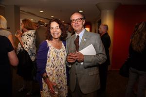 Kathleen and Michael Garavalia
