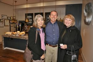 Melanie and Scott Hubbard, Mary Ann Meola