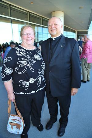 Sister Joan Andert, Monsignor Michael Turek
