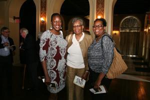 Phyllis Kelly, Jawana Reid-Lesch, Pam Martin
