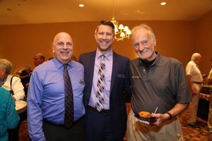 Jim Kingery, Josh Murphy, Tom McClarren