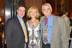 Mark and Donna Stephens, Ron Moser (Founder)