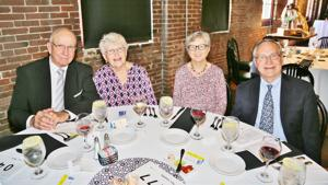 Tom and Carol Davis, Mary and Steve Kappel