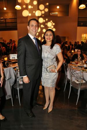 Paul and Shvetha Zarek