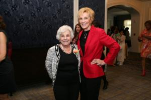 Vivian Zwick, Tessa Greenspan