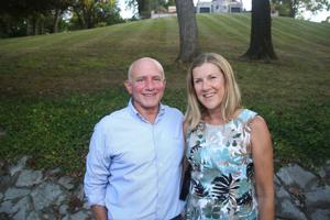 Bruce and Susan Morrison