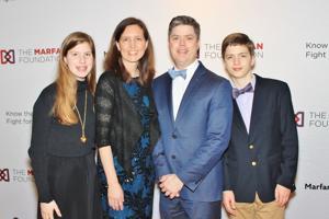 Kathleen Dobbs, Christina Gurnett, Matthew Dobbs, Thomas Dobbs