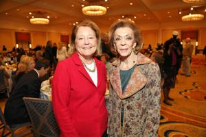 Patty Arnold, Peggy Ritter
