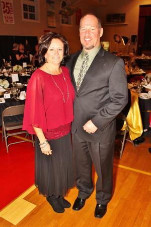 Kathy and Brett Haddox