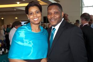 Sandi and Rodney Tolliver