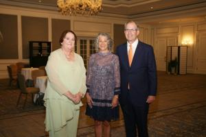 Honorees – Betsy Dennis, Carol and Michael Staenberg