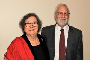 Shirley and Richard Baker