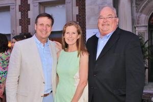 Marion and Rick Oertli, Senator Billy Long