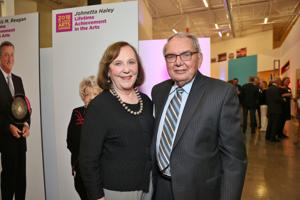 Linda and Paul Lee