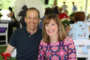 Mark and Liz Fogarty