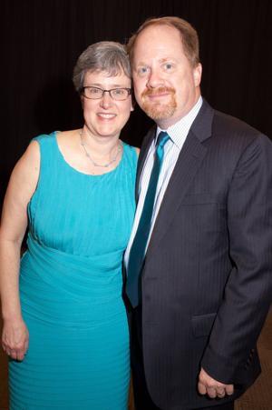 Janet and Scott Dieckgraefe