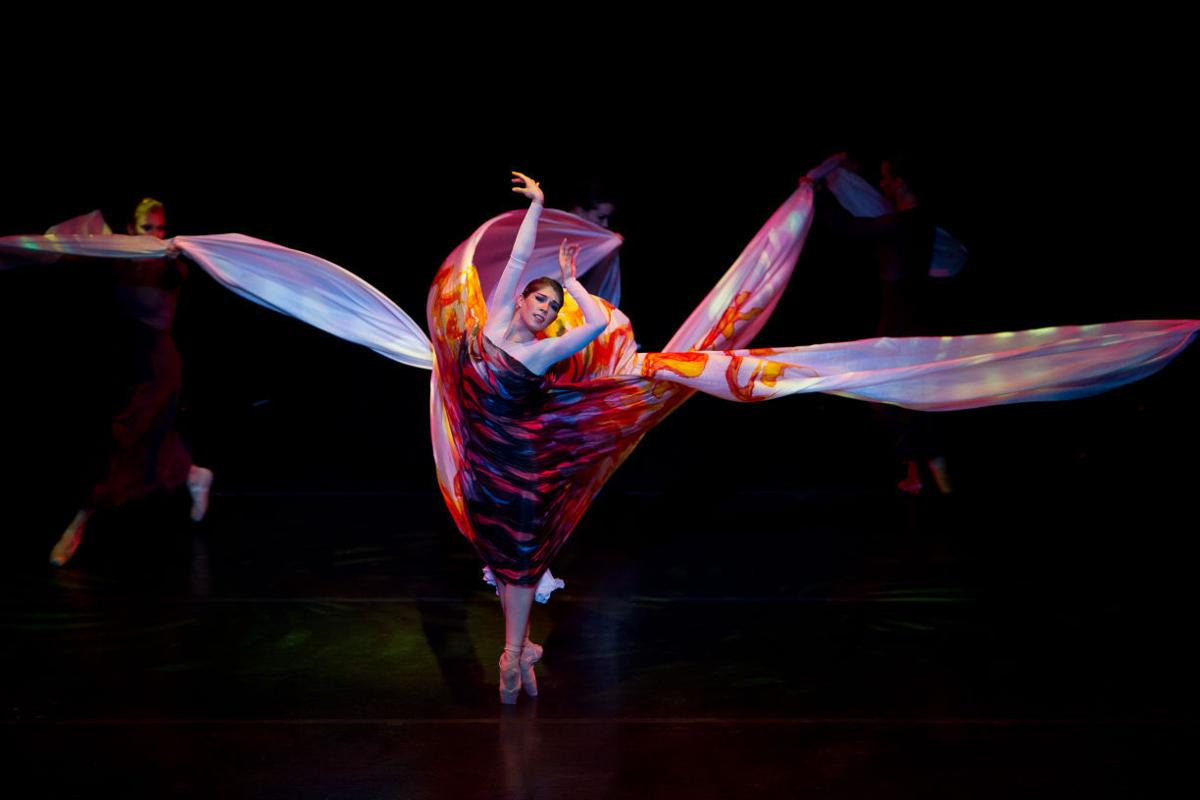 DANCE ST. LOUIS, Nashville Ballet Carmina Burana, Alexandra Meister,