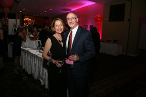 Lynne Rieger, Bruce Levin