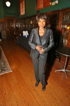Singer Melba Moore