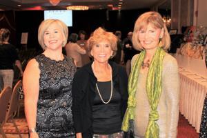 Angela Pearson, Susan Nedemeyer, Diane Buhr