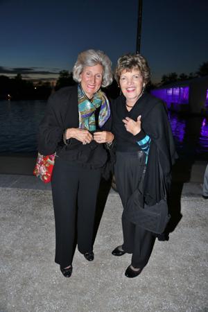 Sue Breckenridge, Jane Tschudy