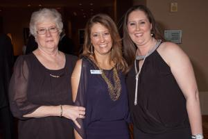 Debbie and Michelle Murray, Angela Haffer