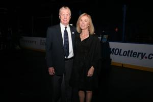 Larry and Lesley Patey