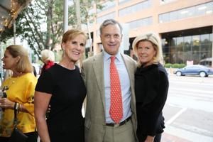 Cary Reed, George and Lele Bitting