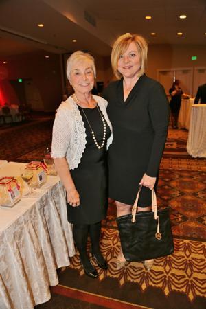 Barbara and Kimberly Yates