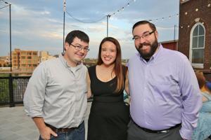 Jacob Barker, Kate Maxson, Josh Rockers
