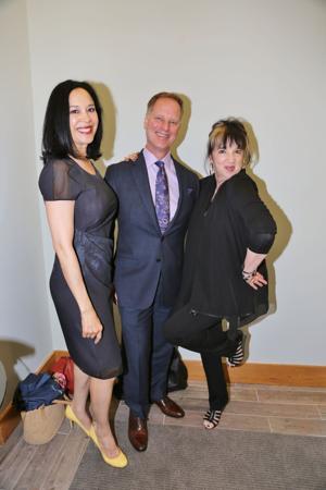 Dr. Eva Frazer, Allen Barber, Sara Burke