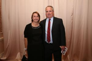 Debbie and Bernie Murray