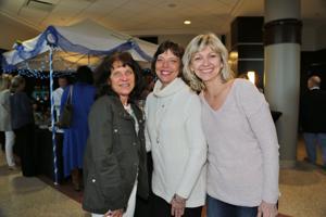 Teresa Johnson, MaryJo O'Connell, Karen Beard