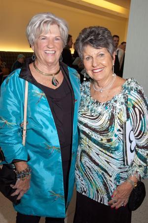 Joan Metzger, Val Fitzpatrick