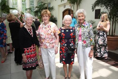 Ginny Fister, Judy King, Elfriede Olney, Anna Lea Kerckhoff