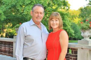 Matt and Lisa Rozier