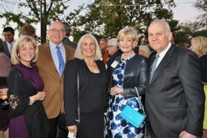 Susan Trautman, Ward and Carol Klein, Barbara and Andrew Taylor