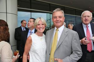 Sue and Tom O'Meara