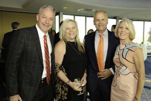 Steve and Sue Range and Al and Marsha Rheinnecker