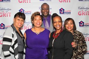 Marjorie Patton, Dorian Pierce, Milton Kendrick III, Elaine Smith, Catherine Bailey