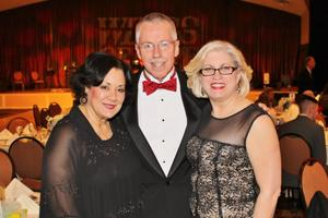 Athena Earhart, Chris Faulbaum, Shirley Ryan