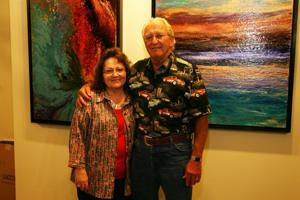 Debbie and Ron Imm