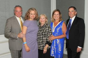 Marty and Kathy Vollmar, Carole Less, Kathy and Don Binz