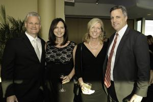 John Wachtner, Tammy Moore, Francis Godfrey, and Donna Flannery