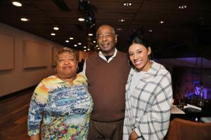 Roz, Donnell, Corrine Criswell