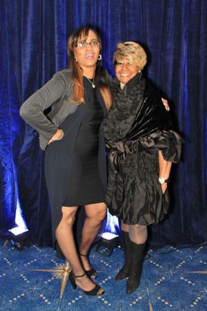 Rhonda Stovall, Carolyn Jones